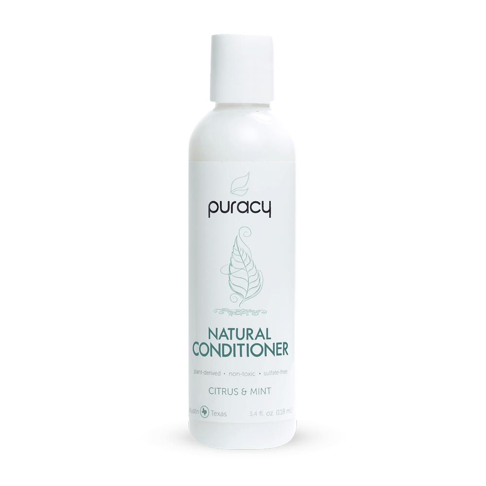 Natural Conditioner - Citrus & Mint / 4oz