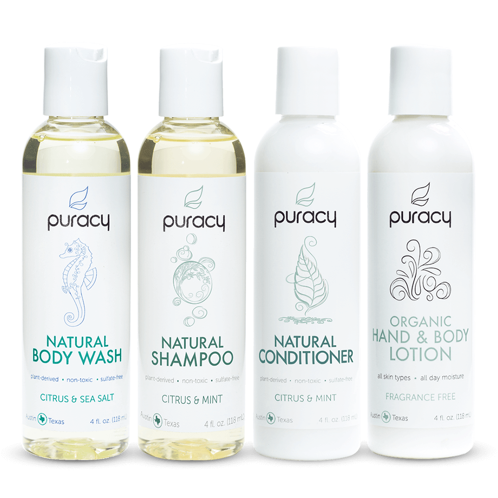 Personal Care Travel Set