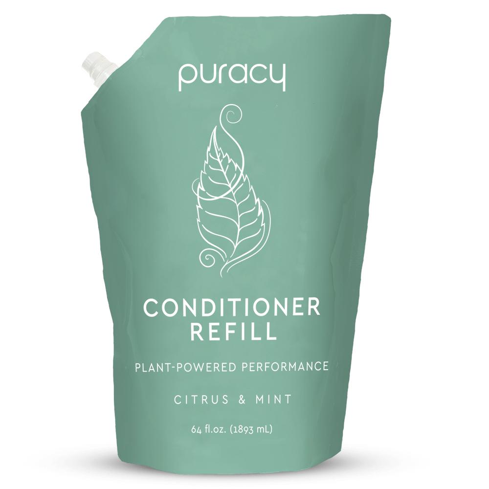 Natural Conditioner - Citrus & Mint / 64oz Refill