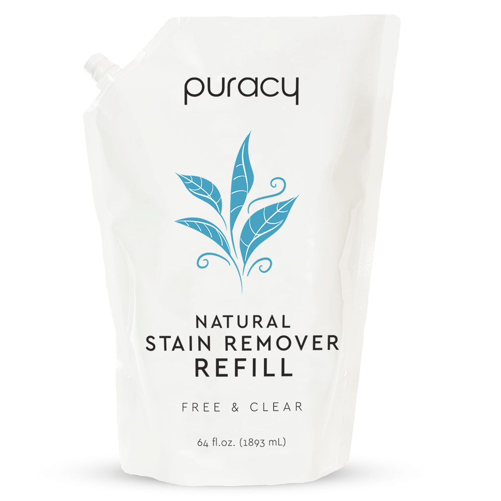 Natural Stain Remover - Free & Clear / 64oz Refill