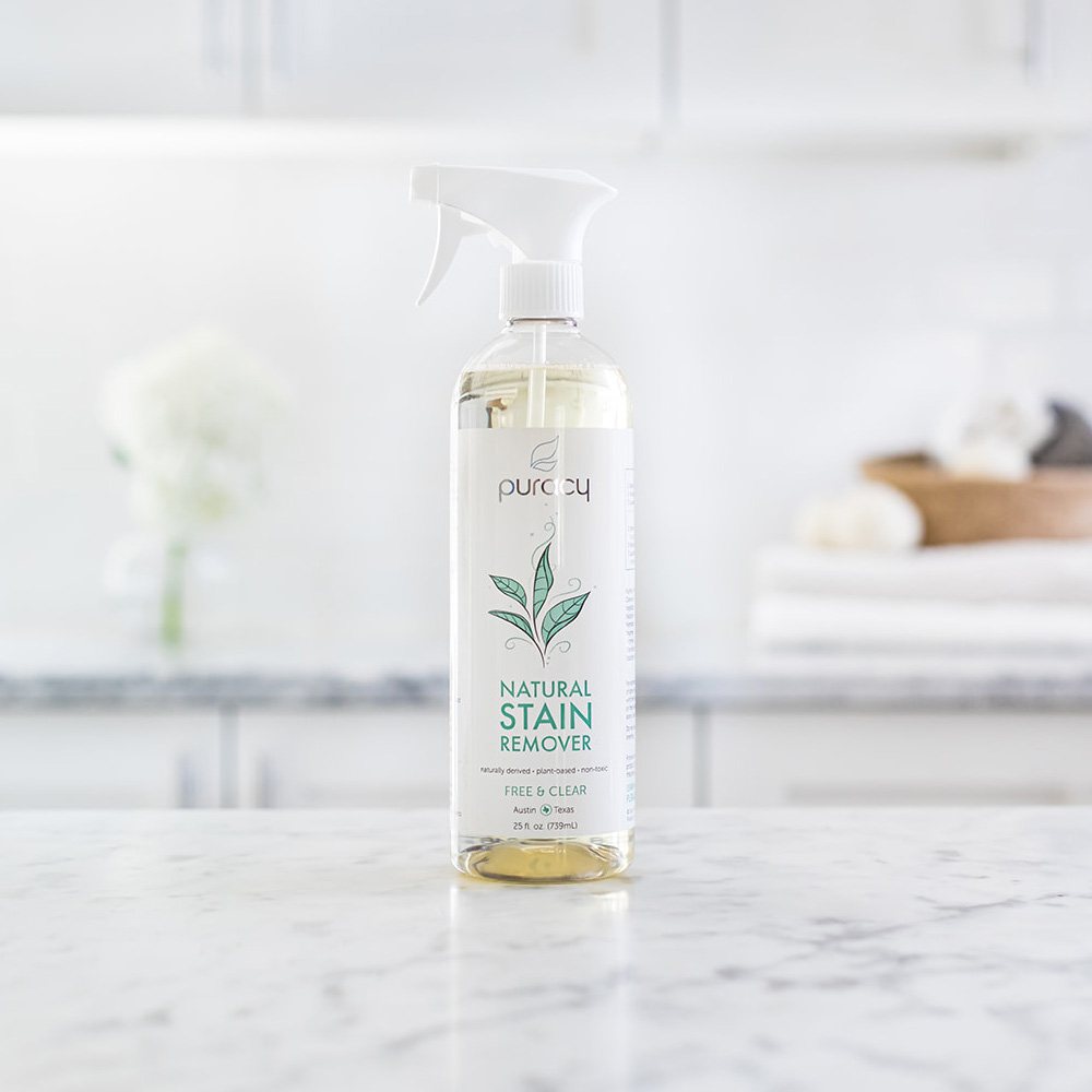Natural Stain Remover - Free & Clear / 25oz
